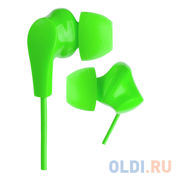 Наушники Perfeo NOVA зеленый