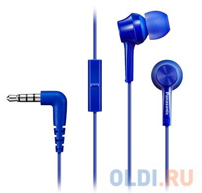 Гарнитура Panasonic RP-TCM115GCA синий