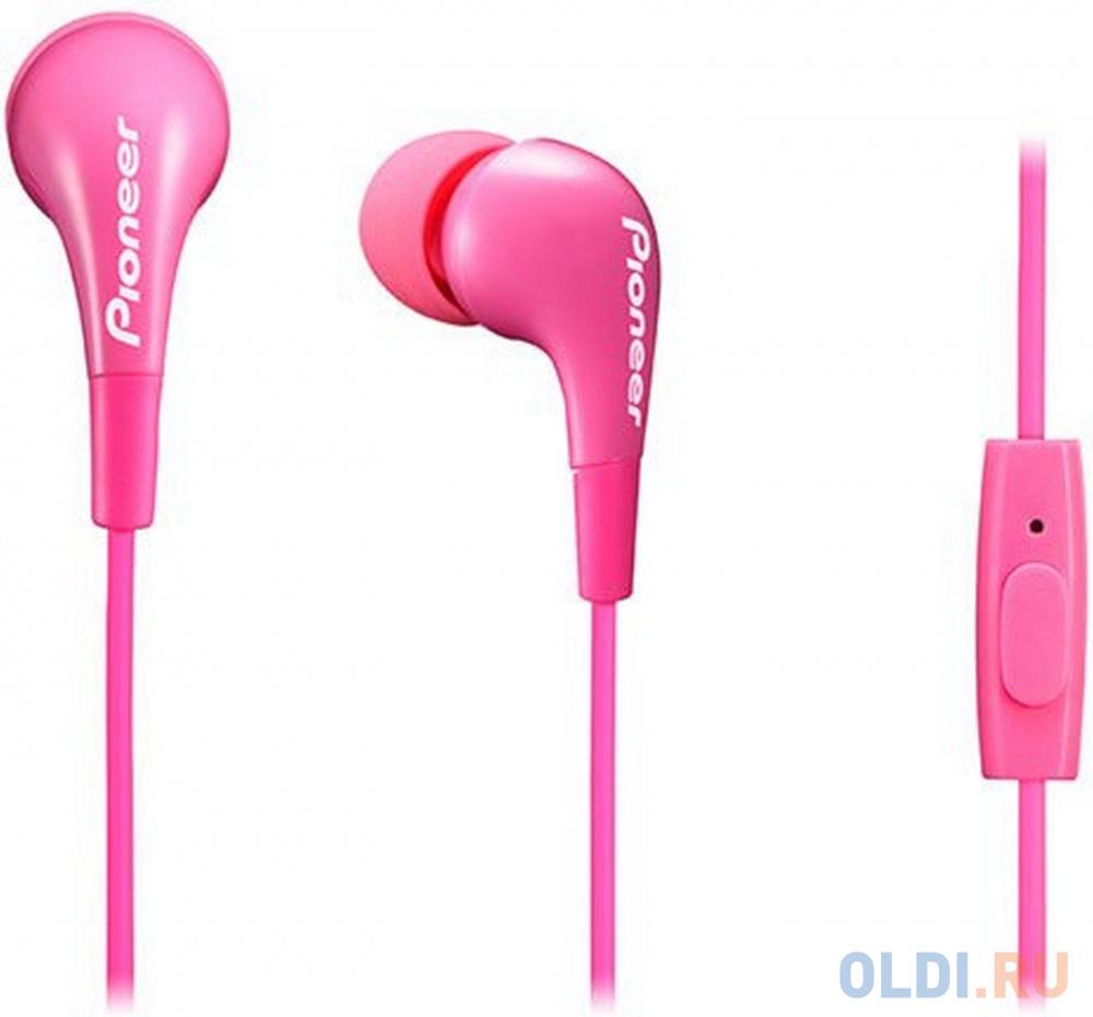 Гарнитура Pioneer SE-CL502T-P розовый