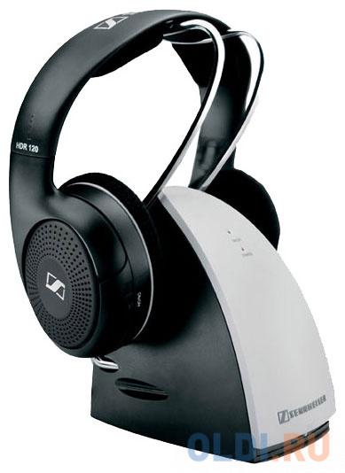 Наушники Sennheiser RS 120-8 черно-серебристый rs office 12 120 o