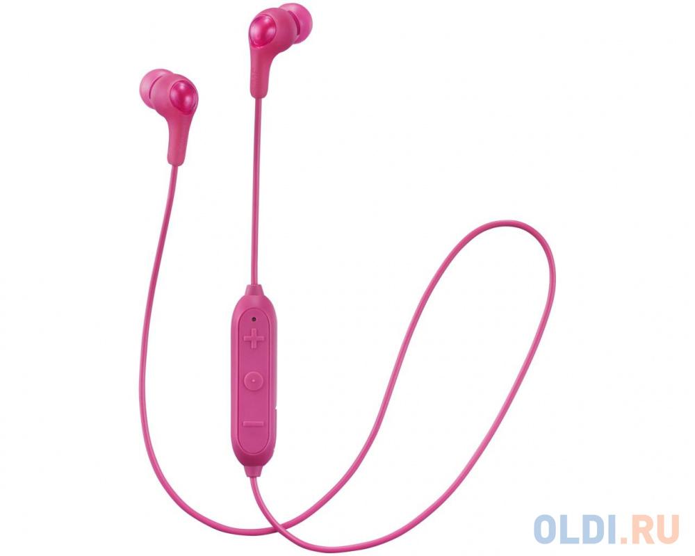 JVC HA-FX9BT-P Bluetooth-наушники (гарнитура), розовый
