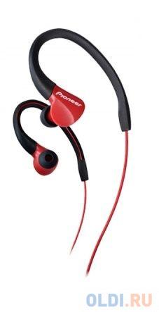 Наушники Pioneer SE-E3-R красный