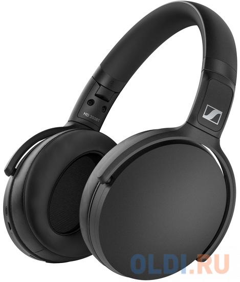 Гарнитура Sennheiser HD 350BT черный