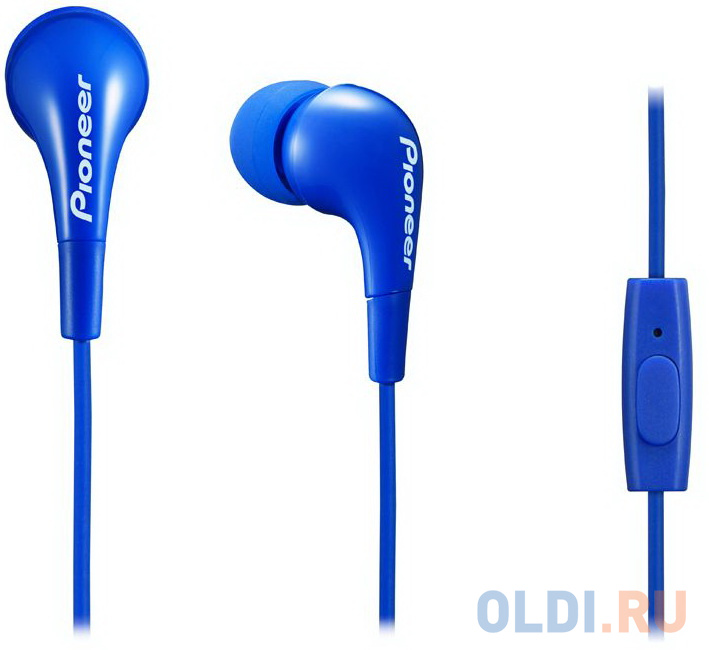 Гарнитура Pioneer SE-CL502T-L синий фото