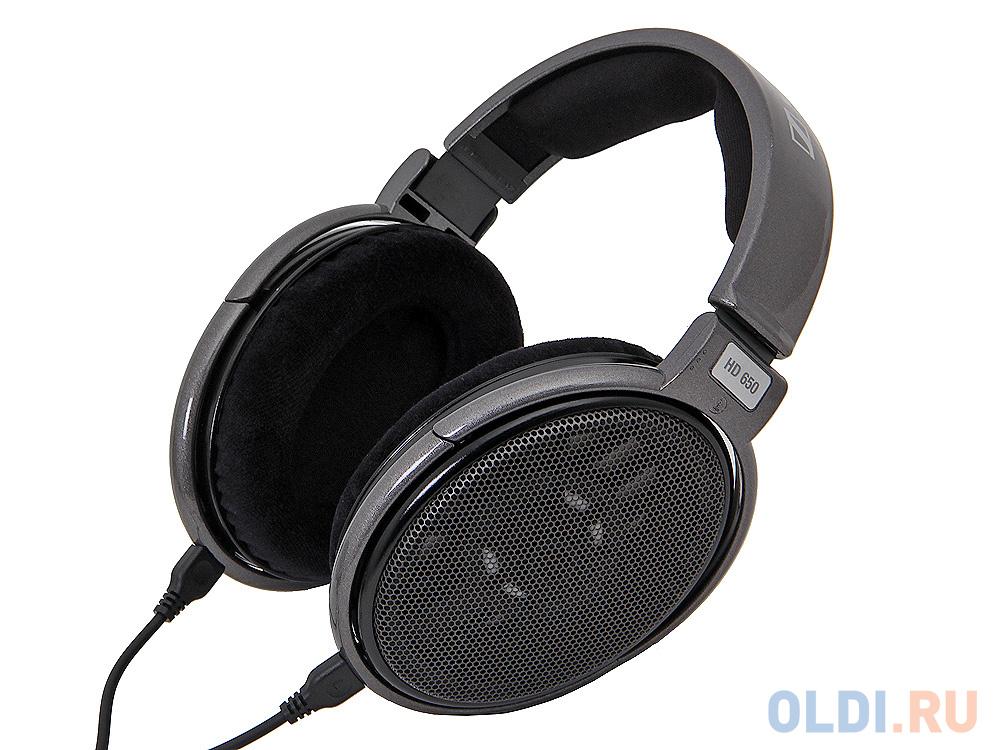 Наушники Sennheiser HD 650 черный