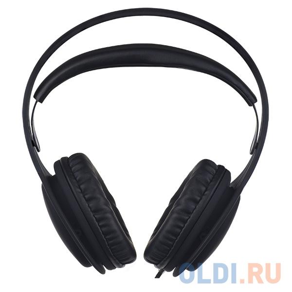 Наушники Perfeo ONTO черный PF_A4407