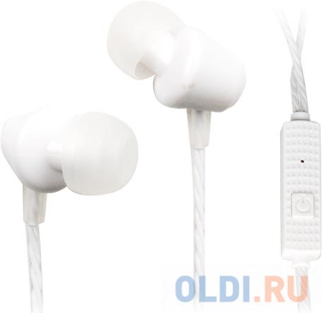 Гарнитура Ritmix RH-120M белый