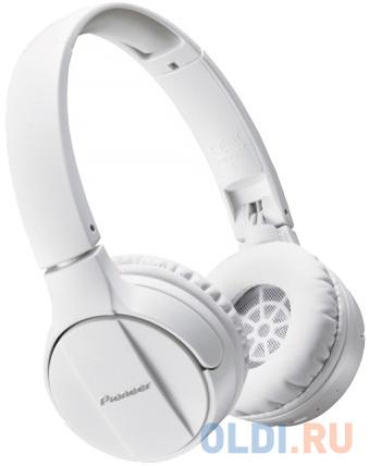 Гарнитура Pioneer SE-MJ553BT-W белый