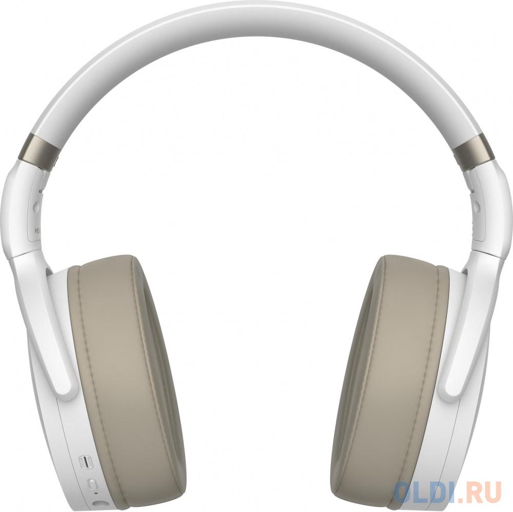 Наушники Sennheiser HD 450BT белый недорого