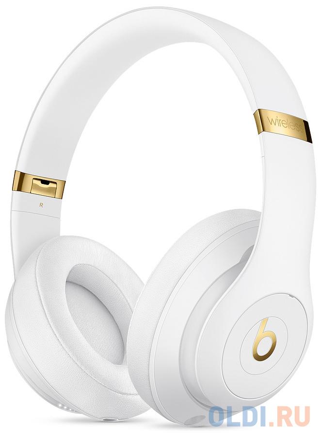 Гарнитура Apple Beats Studio3 белый MX3Y2EE/A