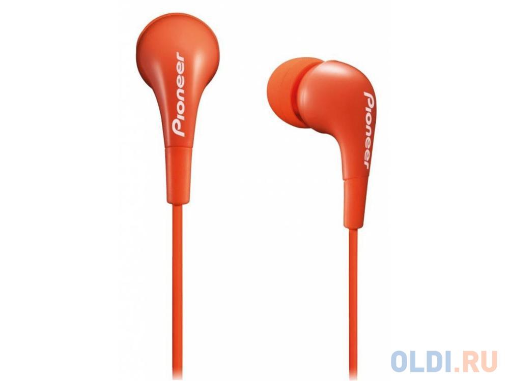 Наушники Pioneer SE-CL502-M оранжевый