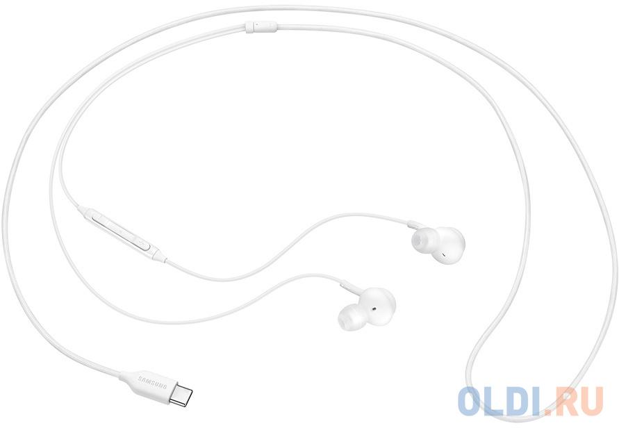 Гарнитура Samsung EO-IC100 белый EO-IC100BWEGRU