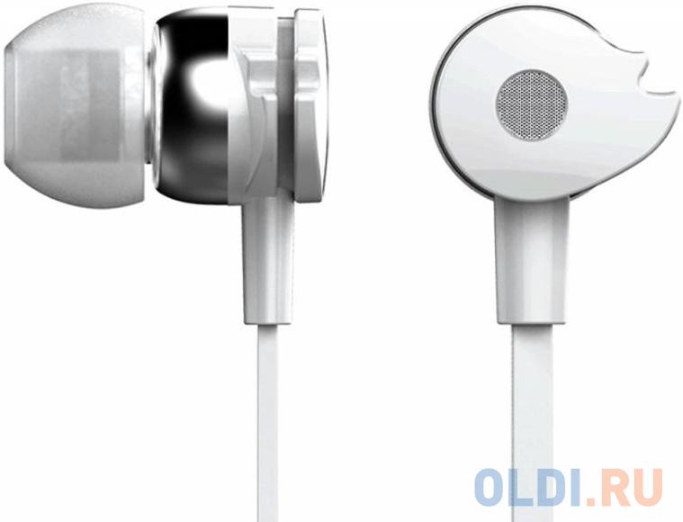 наушники xiaomi mi headphone comfort white проводные накладные с микрофоном белый 20 гц 40 кгц 107 дб двухстороннее mini jack 3 5 мм Гарнитура Oklick HP-S-210 белый Проводные / Внутриканальные с микрофоном / Белый / 20 Гц - 20 кГц / 96 дБ / Двухстороннее / Mini-jack / 3.5 мм