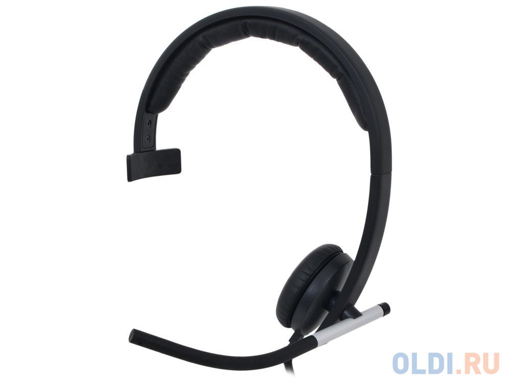 (981-000514) Гарнитура Logitech Headset H650e MONO USB