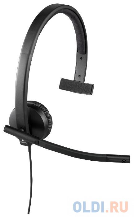 (981-000571) Гарнитура Logitech Headset H570e MONO USB беспроводная гарнитура logitech wireless headset h820e mono 981 000512