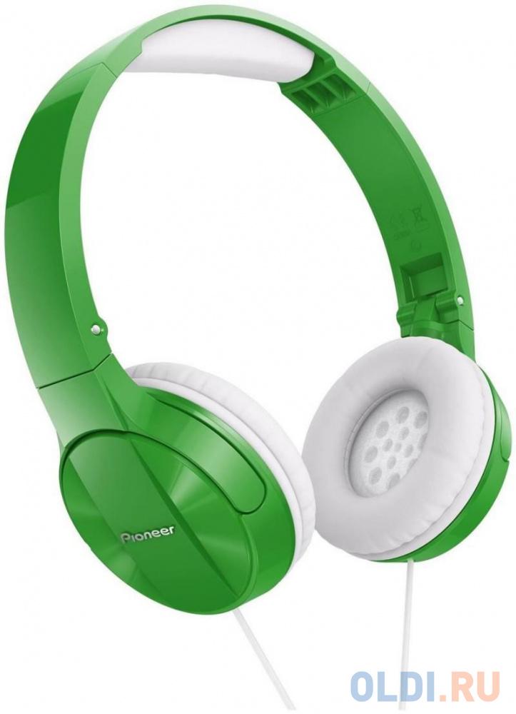 Наушники Pioneer SE-MJ503-G зеленый
