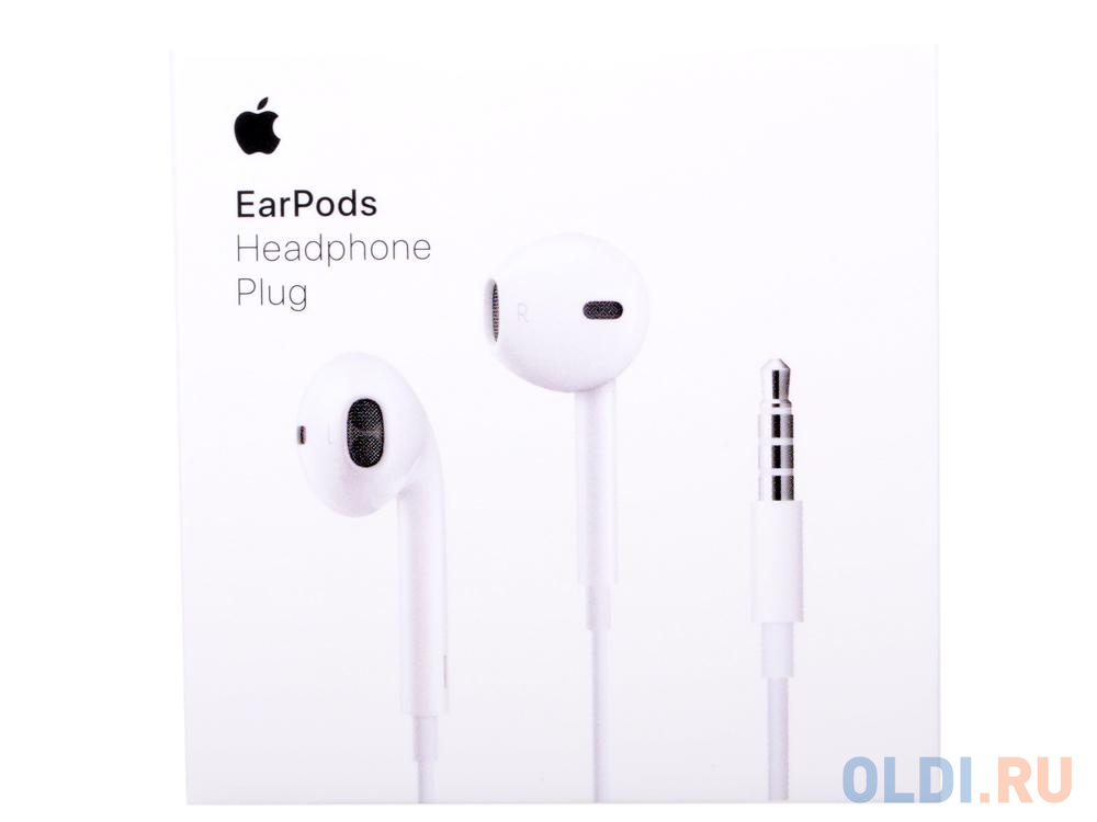 Гарнитура Apple EarPods MNHF2ZM/A