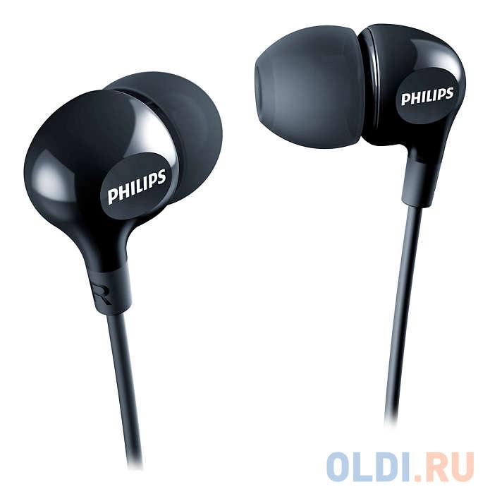 Наушники Philips SHE3550 черный