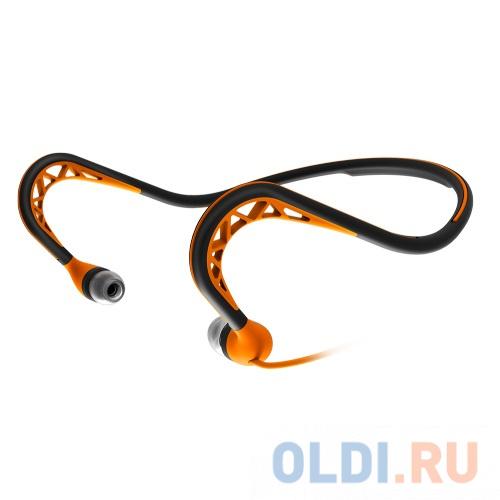 Наушники HARPER HV-303 / Проводные / Внутриканальные с микрофоном / Оранжевый / 20 Гц - 20 кГц / Двухстороннее / Mini-jack / 3.5 мм недорого