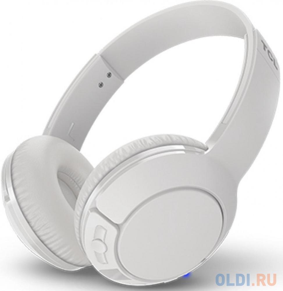 Наушники (гарнитура) TCL MTRO200BTWT-EU White