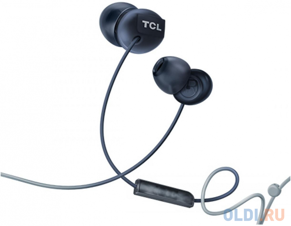 Наушники (гарнитура) TCL SOCL300BK-EU Black