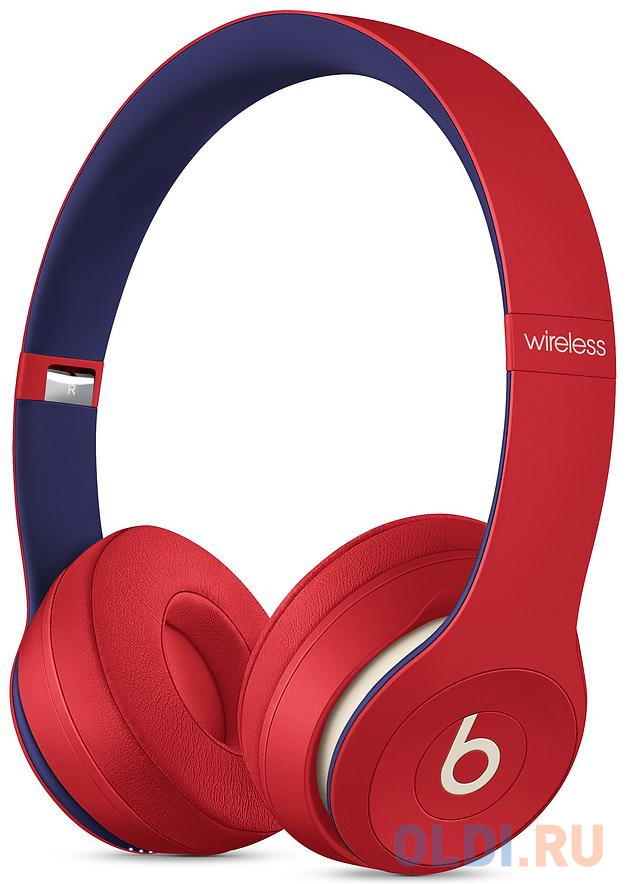Гарнитура Apple Beats Solo3: Beats Club красный MV8T2EE/A наушники beats solo3 club collection yellow mv8u2ee a