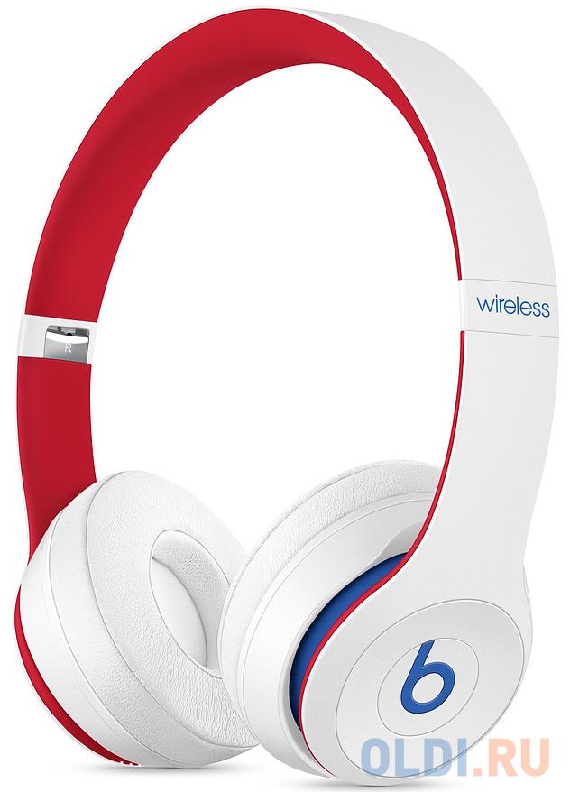 Гарнитура Apple Beats Solo3: Beats Club белый MV8V2EE/A наушники beats solo3 club collection yellow mv8u2ee a