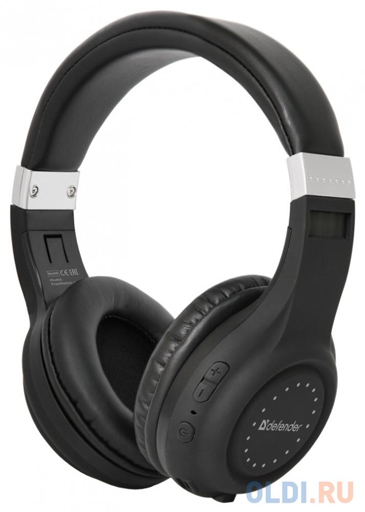 Гарнитура Defender FreeMotion B551 черный, Bluetooth