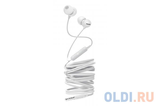 Наушники (гарнитура) Philips SHE2405WT/00 White