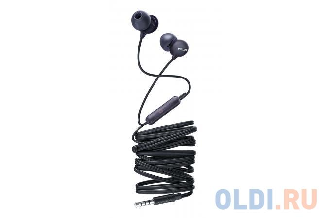 Наушники (гарнитура) Philips SHE2405BK/00 Black