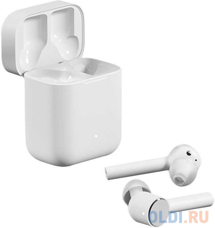 Xiaomi Mi True Wireless Earphones белые [ZBW4485GL].