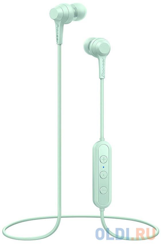 Гарнитура Pioneer SE-C4BT-GR зеленый