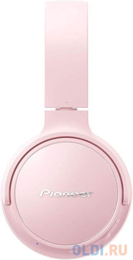 Гарнитура Pioneer SE-S3BT-P розовый