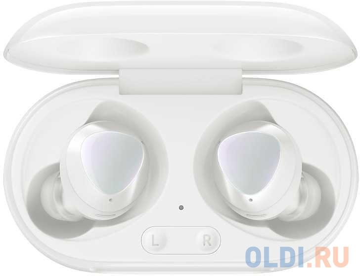 Фото - Гарнитура вкладыши Samsung Buds+ белый беспроводные bluetooth (в ушной раковине) гарнитура вкладыши pioneer se ql2t p 1 2м розовый матовый проводные в ушной раковине