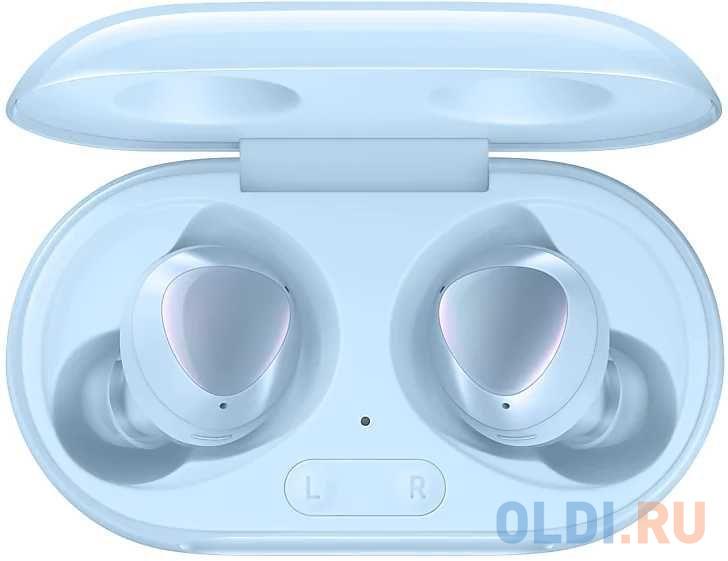 Фото - Гарнитура вкладыши Samsung Buds+ голубой беспроводные bluetooth (в ушной раковине) гарнитура вкладыши pioneer se ql2t p 1 2м розовый матовый проводные в ушной раковине
