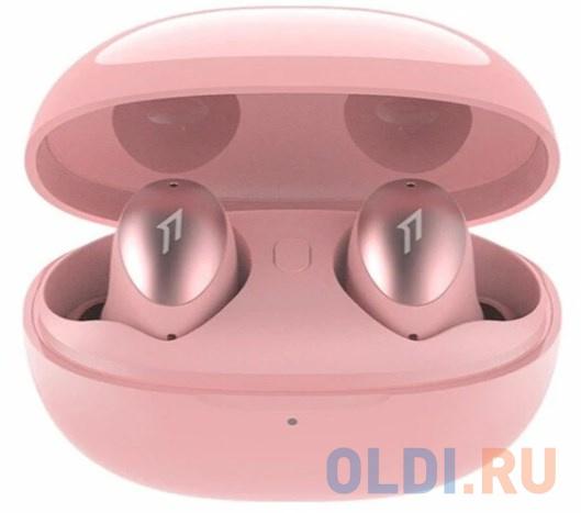Фото - Наушники TWS 1MORE ESS6001T-Pink True Wireless ANC внутриканальные с микрофоном,20 - 20000 Гц,32 Ом,USB Type-C cky bc145 mini wireless bluetooth v3 0 docking speaker w usb pink