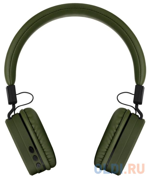 Наушники Rombica Mysound BH-11 зеленый