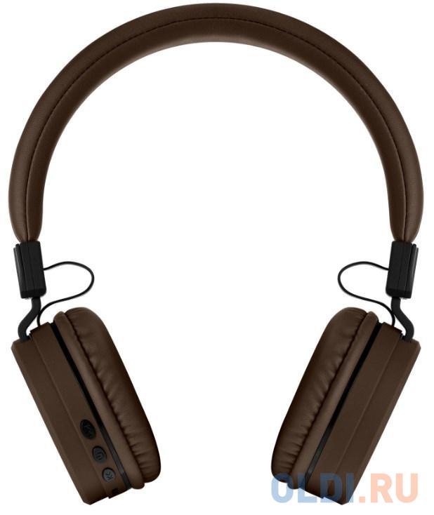 Наушники Rombica BH-11 коричневый
