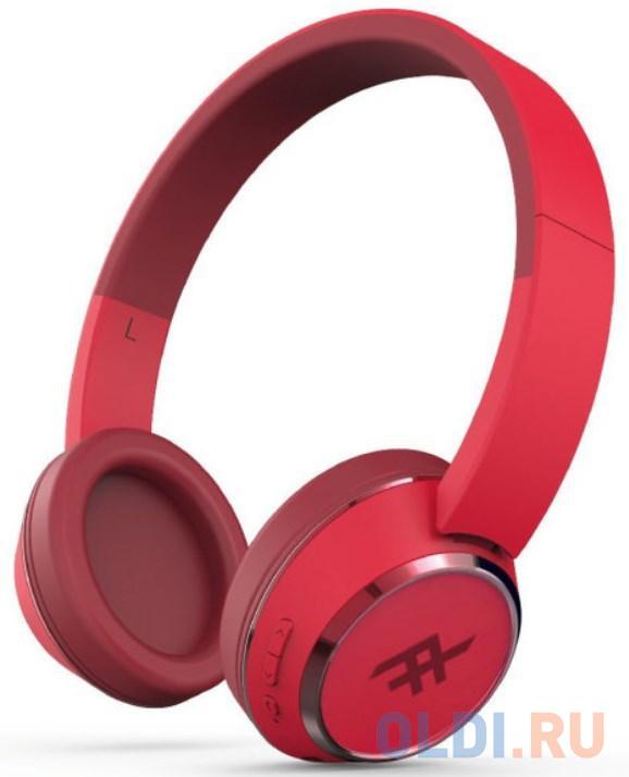 Наушники iFrogz Audio Coda красный