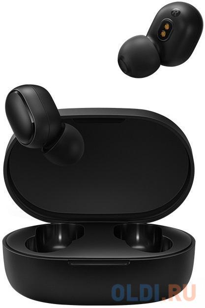 Фото - Беспроводные наушники XIAOMI Mi True Wireless Earbuds Basic 2 беспроводные наушники xiaomi redmi airdots s true wireless bluetooth headset черный twsej05ls