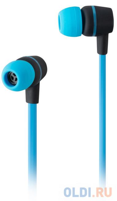 наушники xiaomi mi headphone comfort white проводные накладные с микрофоном белый 20 гц 40 кгц 107 дб двухстороннее mini jack 3 5 мм Наушники HARPER HV-107 / Проводные / Внутриканальные с микрофоном / Синие / 20 Гц - 20 кГц / Двухстороннее / Mini-jack / 3.5 мм
