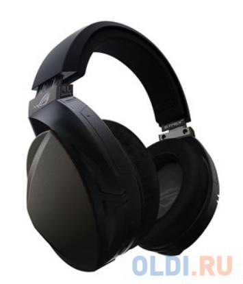 Игровая гарнитура ASUS Strix Fusion Wireless (USB, 50 мм неодимовые магниты, 32 Ом, 20 ~ 20000 Гц, микрофон, 2,4 ГГц, 900 мА.ч, 90YH00Z4-B3UA00)
