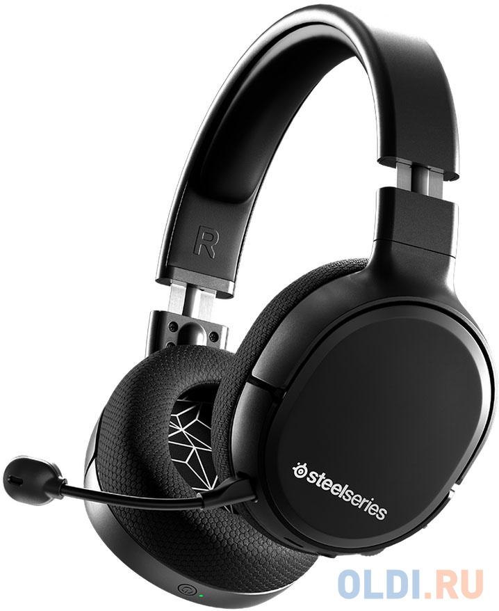 Гарнитура Steelseries Arctis 1 Wireless черный 61512