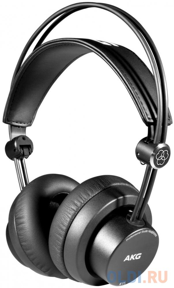 Наушники AKG Наушники AKG K175 Headhphones , черный наушники akg наушники akg k271 mkii черный