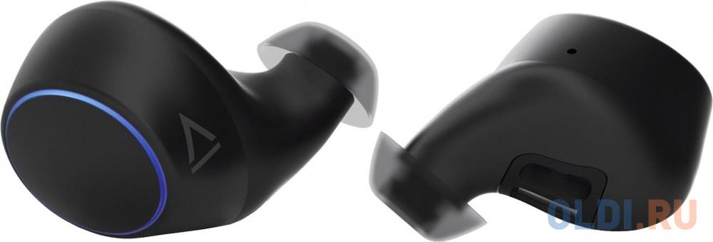 Гарнитура вкладыши Creative Outlier Air черный/серый беспроводные bluetooth в ушной раковине (51EF0830AA000/51EF0830AA002)