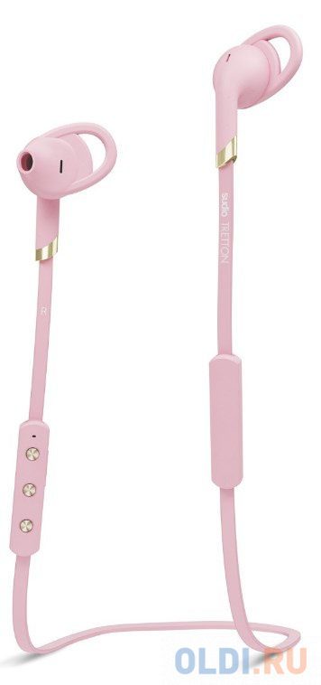 Наушники Sudio Tretton розовый