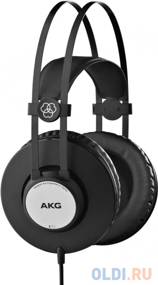 Наушники AKG Наушники AKG K72 , черный