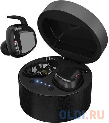 Наушники HIPER Беспроводные наушники HIPER TWS SKAT Bluetooth 5.0 гарнитура Li-Pol 2x55mAh+300mAh черный