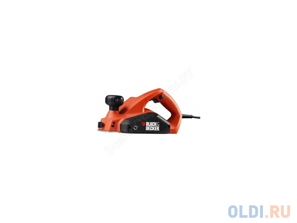 Рубанок Black  Decker KW712KA 650Вт 82мм.