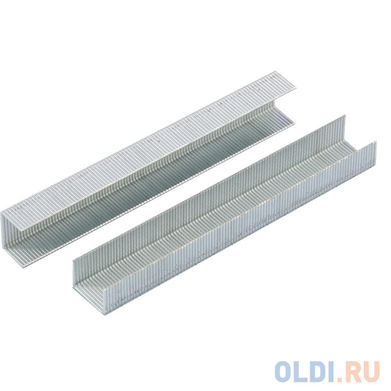 Скобы для степлера Gross 6 мм 1000 шт скобы для степлера gross 12 мм 1000 шт